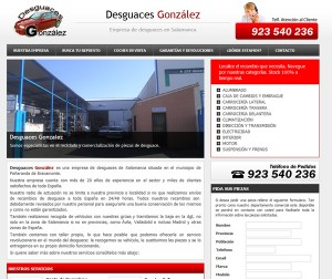 desguacesgonzalez.com