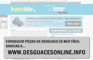 desguacesonline.info